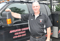 Advanced Chimney Solutions Dan DePriest